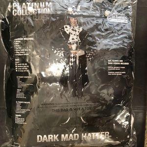 California Costumes Other - Alice in Wonderland's Dark Mad Hatter Costume